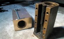 Fabricación de Tuerca de Bronce para un Husillo